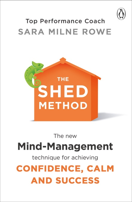 SHED, the shed method, Sara Milne Rowe, Coaching Impact, performance, confidence, calm, success